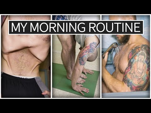My MORNING ROUTINE for High Energy & Productivity