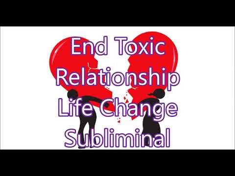 End Toxic Relationship - Life Change Subliminal