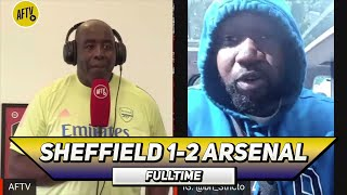 Sheffield Utd 1-2 Arsenal | Lacazette Does So Much Unseen Work! (Strichto)