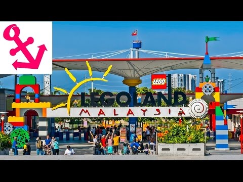 Visit Legoland Malaysia Theme Park and Water Park