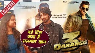 Dabangg 3 Villain Kiccha Sudeep Exclusive Interview   Salman Khan   Chulbul Pandey
