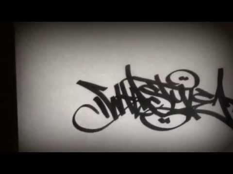 Tutorial Graffiti Wildstyle 2 Flechas Y Forma Estilo Wild Style