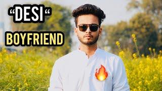 Desi Boyfriend on Valentines day - | Elvish Yadav |