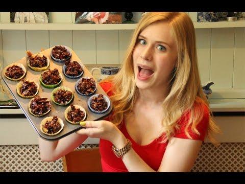 Vegan Chocolate Cornflake Cakes!