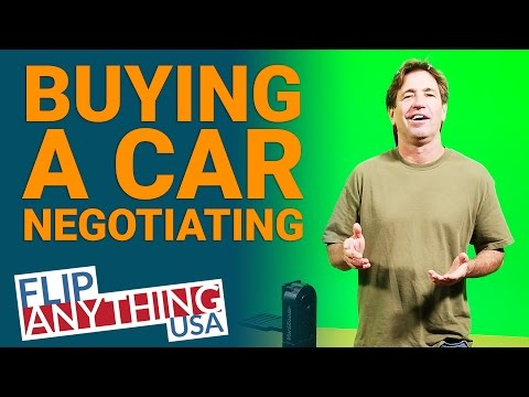 How to Get the Best Price on a New Car - Negotiating, Investing