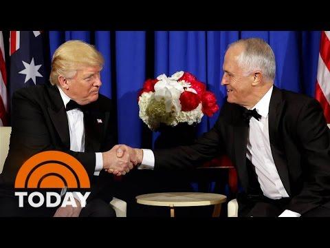 President Trump Travels To New York, Praises Australian Health Care System | TODAY