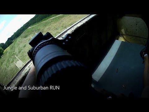 Jungle RUN and Suburban RUN @ Upstate 3-Gun, POV, #ShredderLife