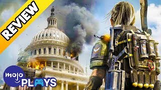 The Division 2 Review - Major Progression