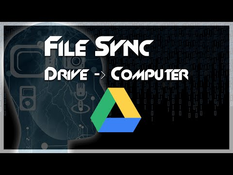 TUTORIAL: How to Sync Folders with Google Drive