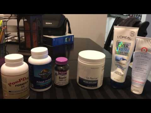 FINALLY-  A cure for Leaky GUT and Seborrheic Dermatitis - PART 1