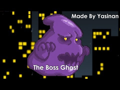 Boss Ghost - Growtopia Short Animation
