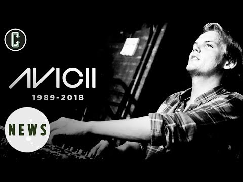Music Producer and DJ Avicii Dies at 28