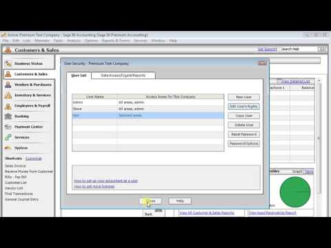 Preventing Changes to Prior Months in Sage 50