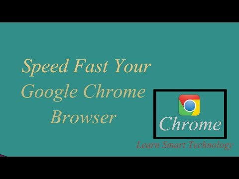 How to Speed Up Google Chrome - 4 Easy Ways to Make Google Chrome Faster
