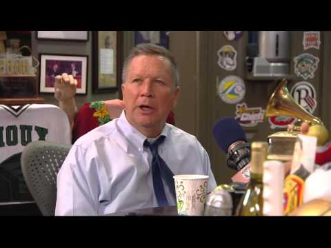 John Kasich says Monday after the Superbowl should be a Holiday (4/8/16)