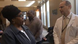 Baystate employee reunites with those who saved her life