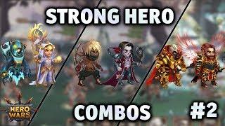 Strong Hero Combos #1 | Hero Wars