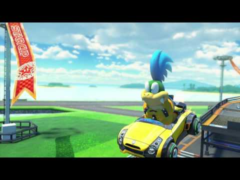 Mario Kart 8 dramatic nonsense