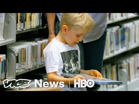 The Last Library Just Closed In Douglas County, Oregon (HBO)