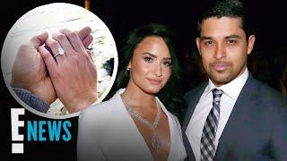 Demi Lovato Reacts to Ex-Boyfriend Wilmer Valderrama's Engagement | E! News