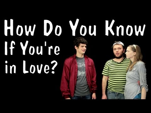 Messy Mondays: How Do You Know If You're in Love?