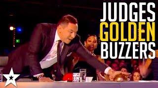 Best GOLDEN BUZZER Moments on Britain