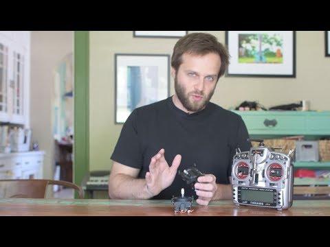 Notched vs Unnotched Throttle - FrSky Taranis X9D Plus