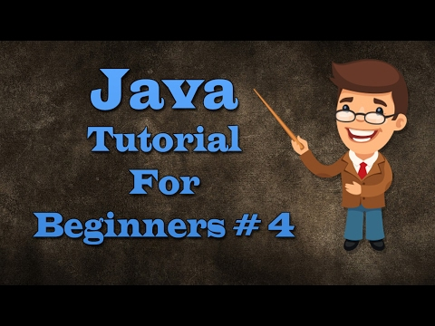 Java Programming Tutorial 4 - Getting float and string type data input from user