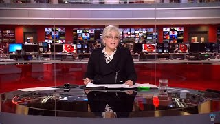 BBC News (TOTH Opening) Carrie Gracie Returns - 12 February 2018