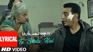 Tu Srotu Hai Lyrical | VISHWAROOP 2 | Kamal Haasan, Rahul Bose