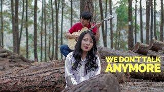 We Don t Talk Anymore (Cover) | Charlie Puth | Abin Shakya ft. Palsang Lama
