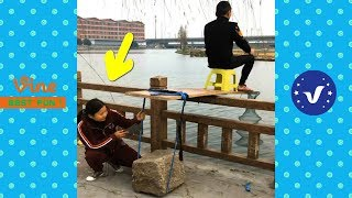 Funny Videos 2017 ● People doing stupid things P94