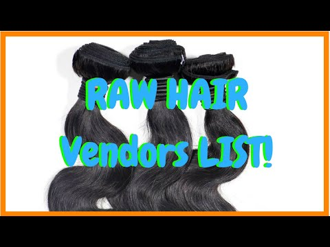 Wholesale Raw Indian Hair From India