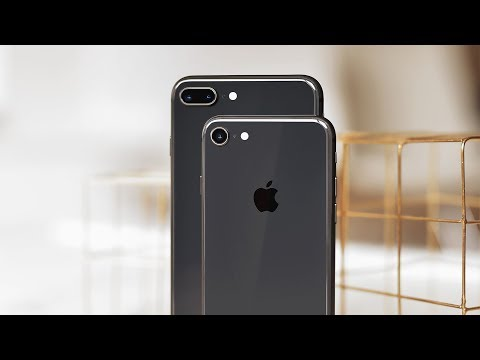 Apple iPhone 8 & 8 Plus Review!