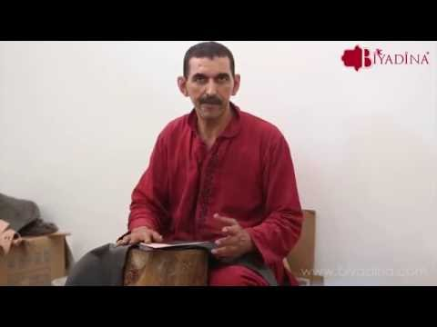 Craftsman Workshop -Moroccan Leather Slippers- Babouche Chausson Marocaine
