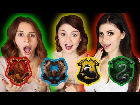 What Your Harry Potter Hogwarts House Says About You