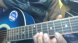 Tere Bina Zindagi Se Koi Guitar Tab Lesson ||
