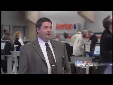 Dallas Channel 8 & IDStronghold about RFID credit card theft