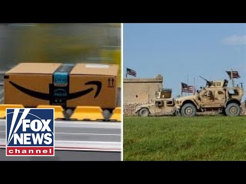 'Tech Tyranny': U.S. military seeking Amazon's help
