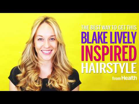 The Best Way to Get This Blake Lively-Inspired Hairstyle | Health