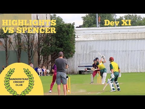 Last Ball THRILLER! Sanderstead Cricket Club Dev XI vs Spencer CC Dev XI