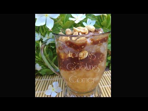 Nước Đá Me - Iced Tamarind Drink - Nuoc Da Me