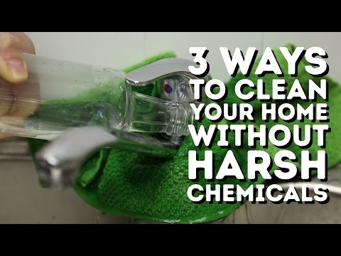 3 tricks to clean without harsh chemicals l 5-MINUTE CRAFTS