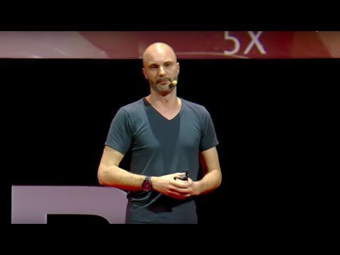 How to Build a Biological Starship | Angelo VERMEULEN | TEDxBrussels