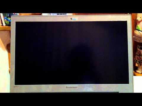 Lenovo IdeaPad Z500 - Windows 8 UEFI Boot [Stock HDD]