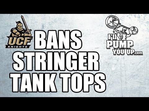 UCF College Bans Stringer Tank Tops