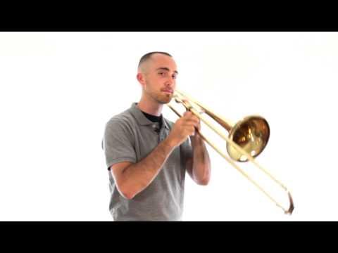 Trombone Lesson 7: First Five Notes (F, E-flat, D, C, B-flat)