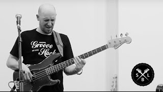 Live Performance with Cleverson Silva and Mike Outram... London Bass Show 2017