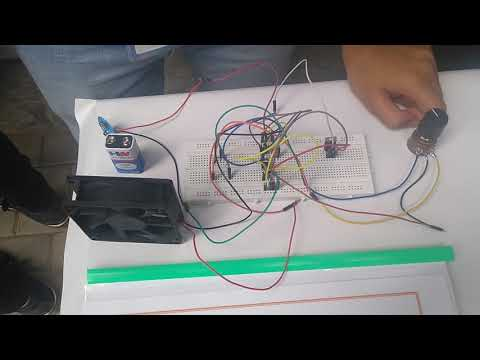 Speed control of Dc motor using pwm technique and IC 555timer