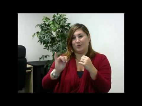 What to Do When a Loved One Dies (ASL)